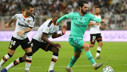 Реал – Валенсія: прогноз букмекерів на топ-матч чемпіонату Іспанії