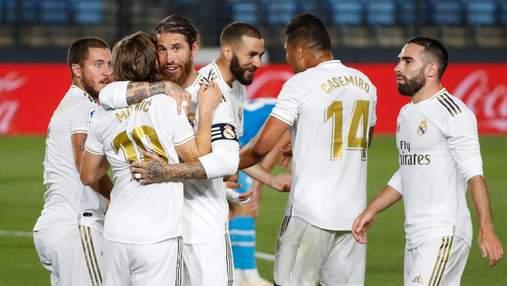 """""""Реал"""" завдяки дублю Бензема та поверненню Асенсіо розгромив """"Валенсію"""": відео"""