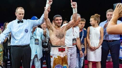 Украинский боксер Далакян проведет бой за титул WBC