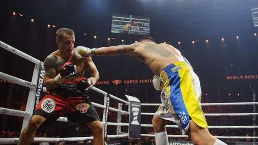 Усик назвал самый тяжелый бой в своей карьере