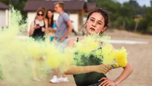 В Запорожье установили необычный рекорд Украины – яркие фото