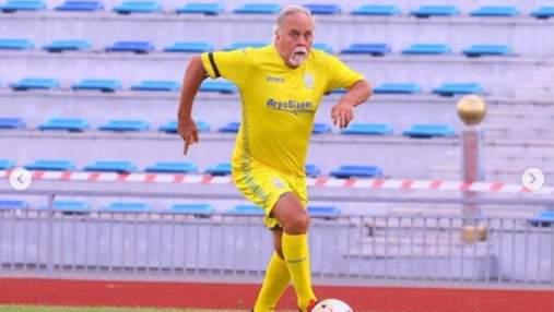 Батько та брат Жуніора Мораеса зіграли за ветеранську збірну України