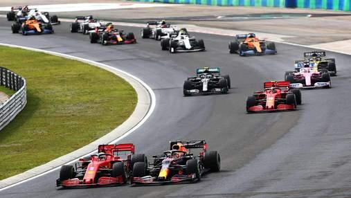 Новые этапы Формулы-1, дата боя Усика: главные новости спорта 24 июля