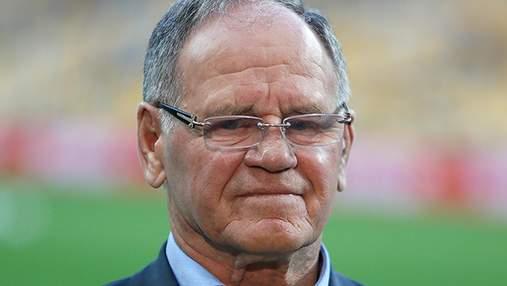 Экс-тренер сборной Украины: Будь моя воля, я бы не трогал тренерский штаб Михайличенко