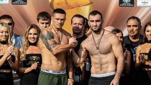 Проведет ли россиянин Гассиев поединок со своим обидчиком Усиком: заявление боксера