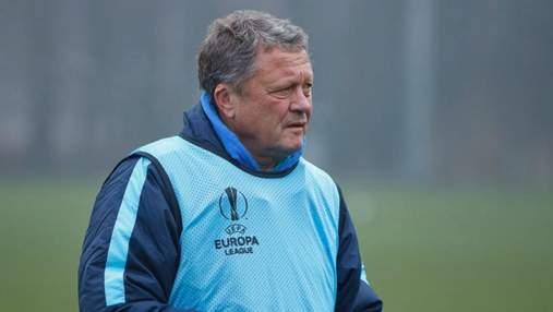 Мирон Маркевич о скандале в Первой лиге: Я не раз хотел побить судью