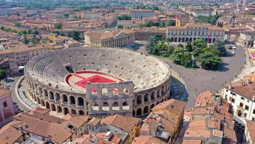 Матч за Суперкубок Италии состоится в античном амфитеатре: фото