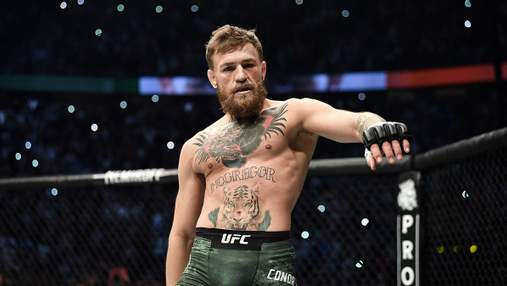 Чи повернеться МакГрегор у октагон: відповідь президента UFC