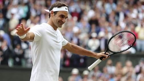 Роджер Федерер празднует 39-летие: самые яркие моменты легендарного теннисиста на корте – видео