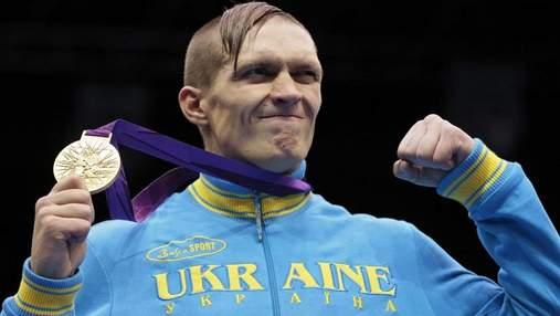 8 років тому Усик став олімпійським чемпіоном: відео переможного поєдинку проти італійця