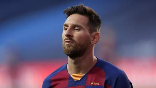 """Месси попросил трансфер из """"Барселоны"""" по факсу, в клубе ответили на его просьбу"""