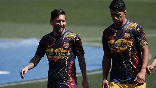Карьера Суареса в руках Месси: форвард хочет перейти в один клуб вместе с аргентинцем