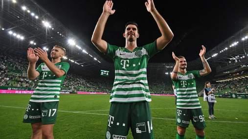 Українці Петряк та Харатін забили дебютні голи в Угорщині: відео