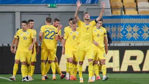 Перемога України у Лізі націй, допінг українського бійця: новини спорту 3 вересня