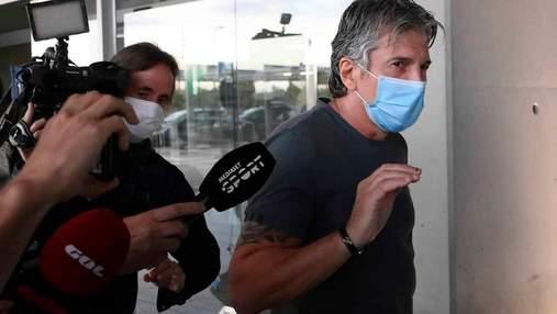 """Мій син не залишиться: батько Мессі різко висловився після зустрічі з президентом """"Барселони"""""""