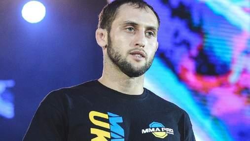 Українського бійця UFC Доскальчука зловили на допінгу: термін дискваліфікації