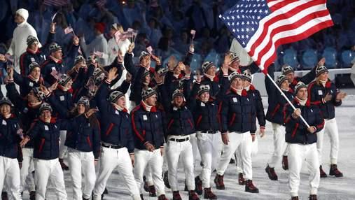 Американських спортсменів можуть відсторонити від Олімпіади через Росію