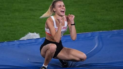 Украинские легкоатлетки захватили весь пьедестал в Германии: победительница – Левченко