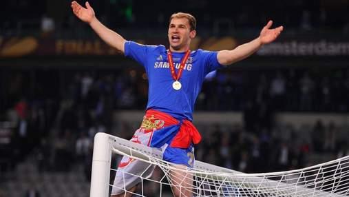 """Ексгравець """"Челсі"""" Іванович офіційно повернувся в Англію після двох сезонів у Росії"""