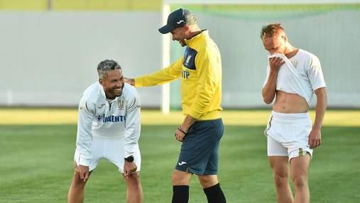 Шевченко высказался относительно натурализации игроков для сборной Украины
