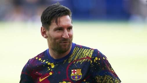 """""""Барселона"""" вирішила долю капітанської пов'язки після конфлікту з Мессі"""