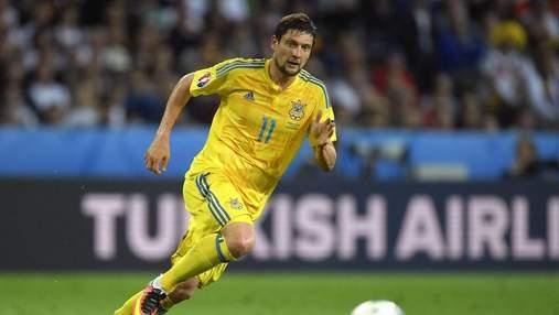 Усик неожиданно проверил на прочность экс-игрока сборной Украины: фото