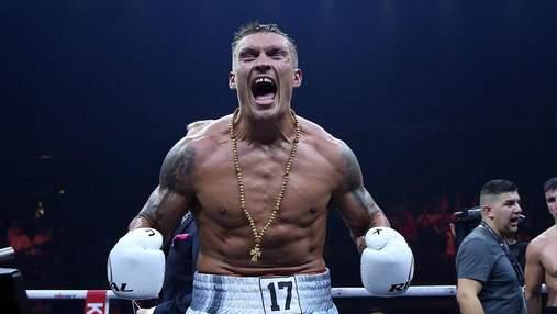 Перший після Уайлдера: Усик – другий у рейтингу WBC