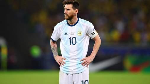 Мессі може пропустити стартові тури у Ла Лізі: чому не зіграє аргентинець