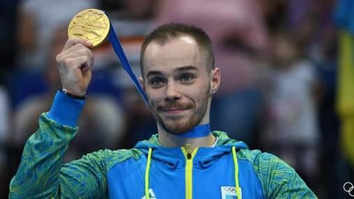 Олімпійський чемпіон Верняєв зустрічається з 17-річною гімнасткою: фото