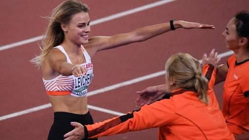 Нам не вистачає підтримки: легкоатлетка Левченко про перемоги за порожніх трибун