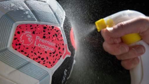 Чемпіонат Англії під загрозою зриву: клуби розглядають варіант припинення сезону