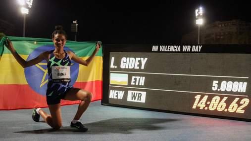 Переписали историю легкой атлетики: спортсмены за один вечер установили два мировых рекорда