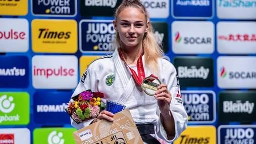 Дарье Белодед – 20: что нужно знать об уникальной чемпионке по дзюдо