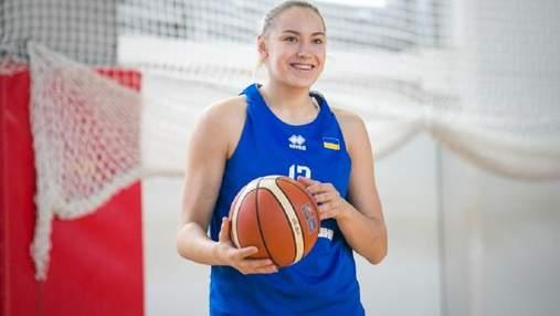 Баскетболистка сборной Украины феерит на старте в чемпионате Швейцарии – украинке нет равных