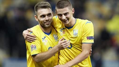 Нужно поблагодарить Луческу: Суркис о сенсационной победе сборной Украины над Испанией