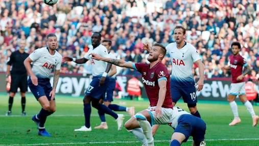 Тоттенхем – Вест Хем: онлайн-трансляція матчу АПЛ