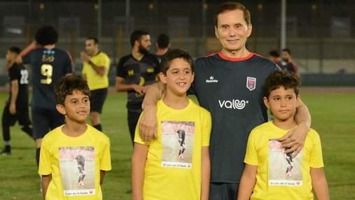 Возраст не помеха для футбола: 74-летний египтянин стал самым старым футболистом мира