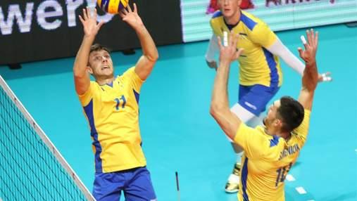 Украина впервые в истории получила право провести волейбольный чемпионат Европы