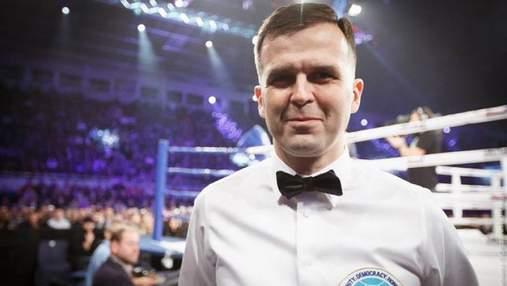 Российский судья боя Усик – Чисора дал совет украинцу, чтобы он не повторил ошибку Ломаченко