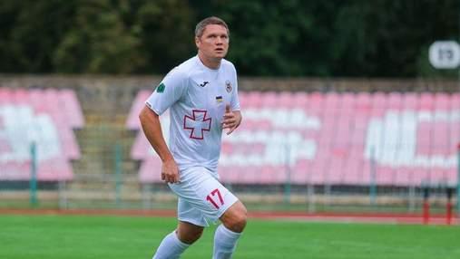 Бывший игрок сборной Михалик рассказал, что заставило его петь гимн Украины перед матчами