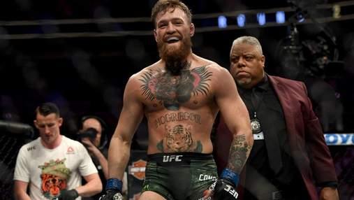 UFC офіційно підтвердили бій МакГрегор – Пуар'є
