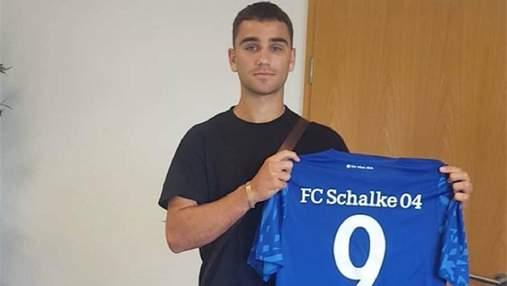 """Юний талант німецького """"Шальке"""" виявив бажання грати за збірну України"""