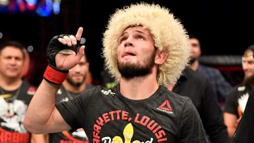 Бой МакГрегора не будет титульным: президент UFC намекнул на возвращение Хабиба