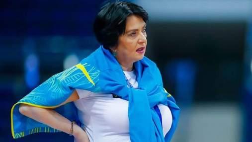 Дерюгина отреагировала на отказ России ехать на чемпионат Европы в Киев