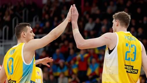 Украинские баскетболисты отказались играть в сборной с американским легионером