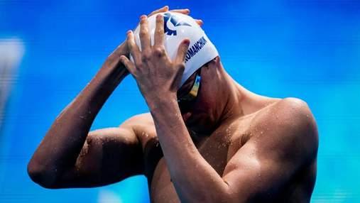 Украинский пловец Романчук установил новый рекорд Европы