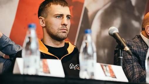 Український боксер Гвоздик натякнув про відновлення кар'єри