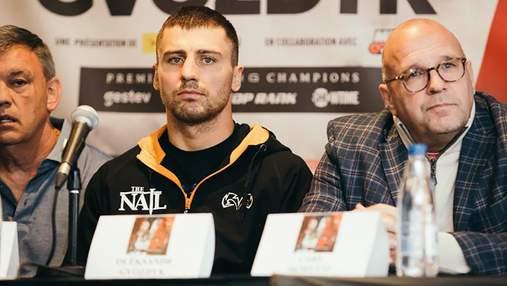 Российский боксер готов дать бой Гвоздику за титул: украинец говорил о возвращении