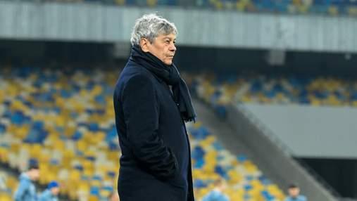 Пока мы не обыграем большие клубы, нас будут считать командой Лиги Европы, – Луческу о Динамо