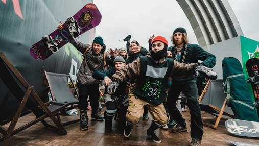 У Києві відбудеться змагання сноубордистів: учасники приїдуть з 11 країн